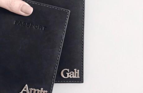 כיסויים לדרכון