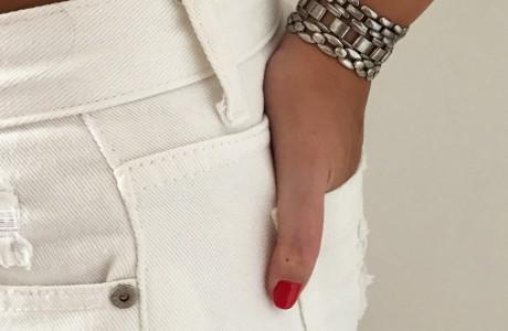 צמיד רצועות שעון