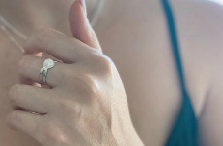 טבעת פרל
